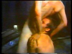 Nadir bir Vintaj BDSM - Tony Rocco'dan ve Arkadaş Leathermen