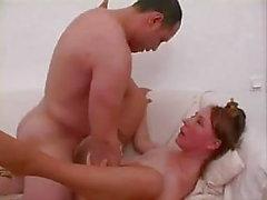 sesso in calze tan