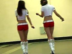 Les filles montrent - en Chine gamecon 2,010 3