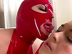 We love fetish and latex copulating like you