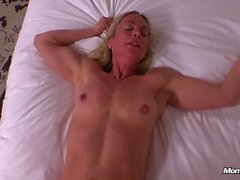muscular mature gets fucked POV style