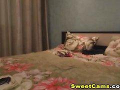 Sexy Amateur Paar Hardcore Webcam Action-Porno