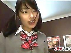 Japan skol vill att hennes lärare