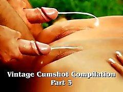 Vintage Cumshots Compilations 3-