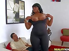 Juan Largo hasn't ever seen such massive and juicy ebony