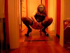 sissy in hotel