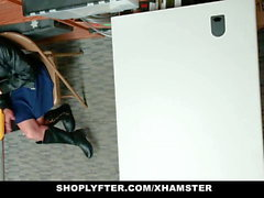 ShopLyfter - Hot Asian Mom Fucks for Daughters Freedom
