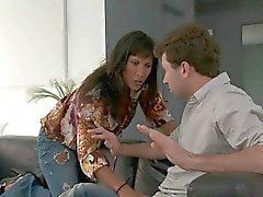 Brunette mom Lezley Zen take cock