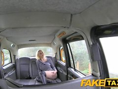 Fake Taxi Sexy blonde in rough anal sex