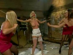 Bride Lorelei Lee gets stripped & tormented