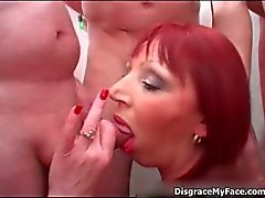 Sexy amateur slut is eager for eating