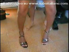 Italian Horny Wife - Maialona Italiana