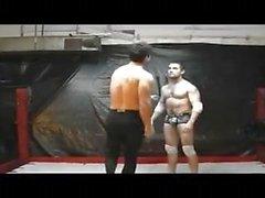 Studs wrestling