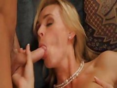 British Milf Tanya Gets 2 Loads