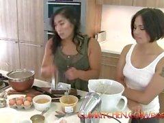 CUMKITCHEN: Milka & Cookies med Mia Li