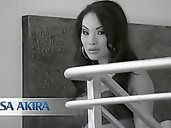 Asa Akira Gets Her Tight Ass Filled With Hard Meat
