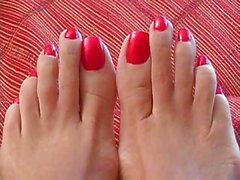 Janet Mason Beautiful Feet and soles