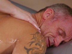 A proper massage