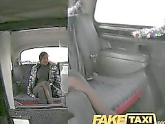FakeTaxi Funtime girl with awesome tits and fuck me eyes
