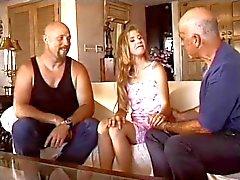 Skinny Kyla Svalorna körd av Ron och hans två gamla Buds