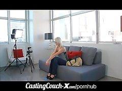 CastingCouch-X 19yo Oregon teen trys porn