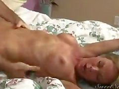 Hot bedroom sex with MILF Shayla Laveaux