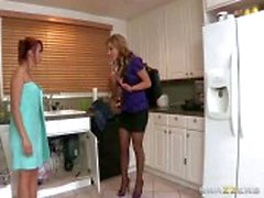 Nicki Hunter fucks the shit out of Landlord Nikki Sexx