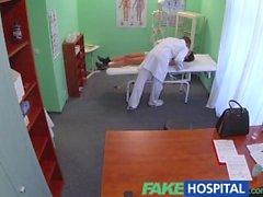 du patient étrangères FakeHospital sans aucun assurance de en paye le prix de la chat