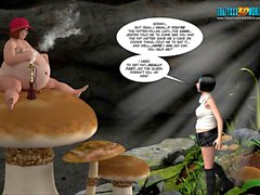 3D Comic: The Eyeland Project 16-18