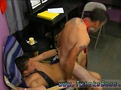 Gay sex man and gay sex hunk medical first time Danny Brook