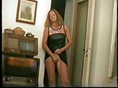Italian Wife Masturbating for Husband Private Movie