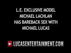 Michael Lucas Has Gay Bareback Sex With Michael Lachlan