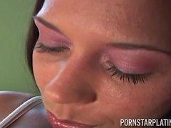 PornStar Rachel Star In Pink Panties