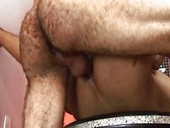 Gay sensual fuck is arousing