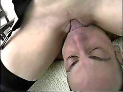 facesitting nun