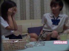 Adorable Seductive Asian Babe Banging