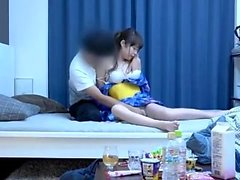 Tight японский подросток аят Inazawa трахал хардкор