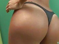 Blonde latina Hilda Brasil