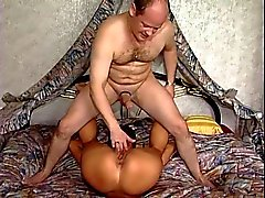 Very Hot Mature German Couple