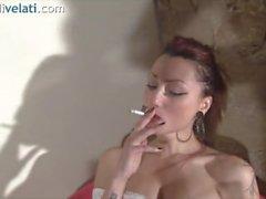 Rökare av nylon Kameror med Gudinnan ( POV )