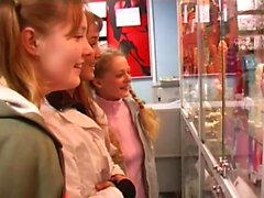 3 Teen Sisters Fuck Their Cousin - Watch Part2 on SLUT9,COM