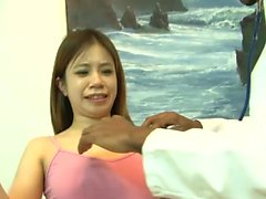 Cute Asia Zo enjoys his hard BBC