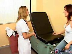 Karina Speel seks met dokter