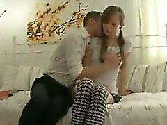 Teen Schoolgirl From Russia