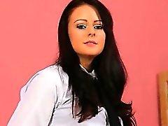 Nylon Strumpfhosen und fotze necken - Muschi Videos und