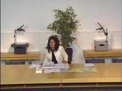 mature german secretary