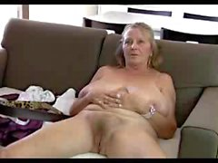 The granny hot neighbor