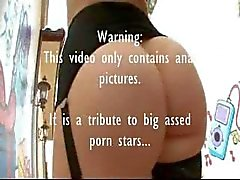 Tribute to Big Booty Pornstar [X pictures and music]