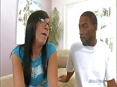 Interracial Adventure Of Shy Teen In Glasses Ashli Orion