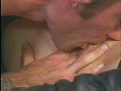 Classic Nina Hartley still enjoys sucking and fucking big cock